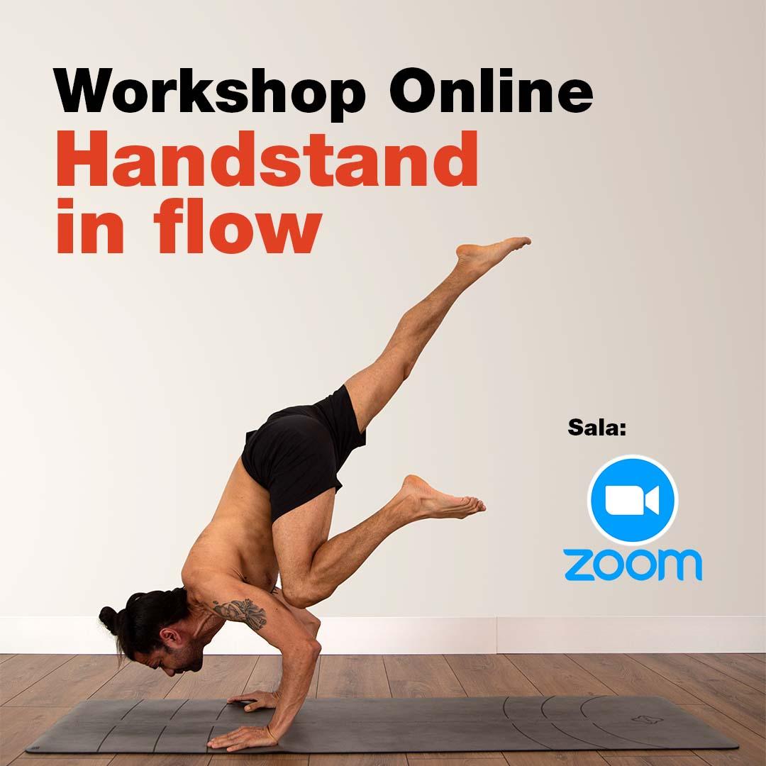 Handstand in flow Online